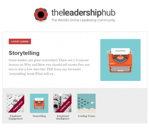 Leadership Hub's New Look